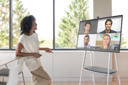 Surface Hub 2 Teams
